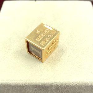 Jewelry - 14k Yellow Gold Mad Money Pendant/Charm